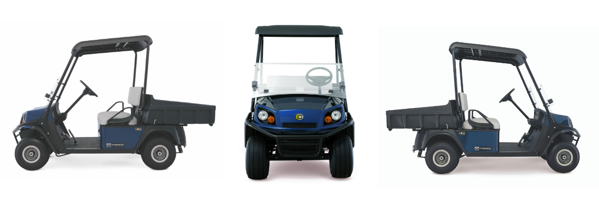 Cushman Golf Buggies