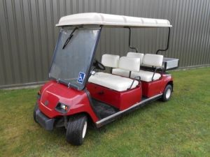 Cargo box 4 seat Golf buggies
