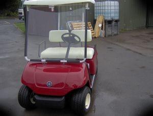 Yamaha electric golf carts